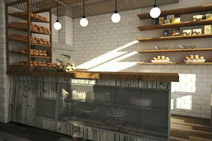 Decoración Panadería