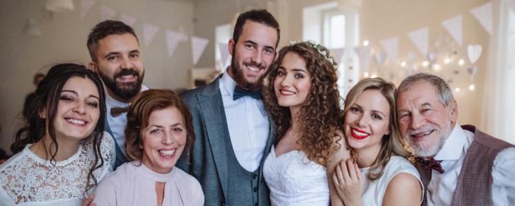 Temporada de bodas, comuniones y otros eventos