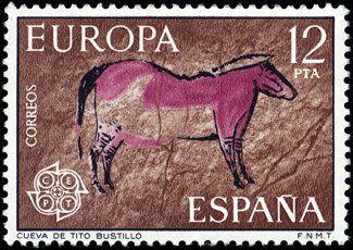 Serie Europa-CEPT  (16ª Serie) del 28 de abril. de 1975